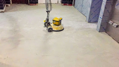 Commercia Floor Levelling