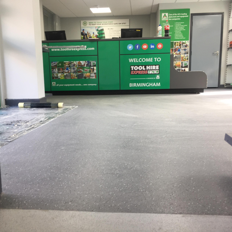 Safety floor